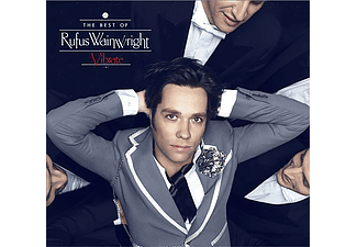 Rufus Wainwright - Vibrate - The Best Of Rufus Wainwright (CD)