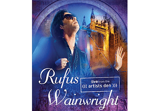 Rufus Wainwright - Live From The Artist's Den (Blu-ray)