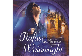 Rufus Wainwright - Live From The Artists Den (DVD)