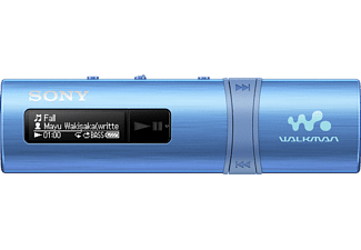 SONY NWZ-B183L MP3 Player (4 GB, Blau)