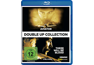 Aviator & There Will Be Blood (Double Up Collection) - (Blu-ray)