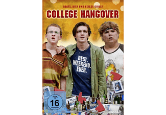 College Hangover - (DVD)