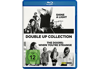 The Doors: When You're Strange & Shine A Light (Double Up Collection) - (Blu-ray)