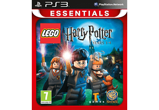 LEGO Harry Potter: Years 1-4 - Essentials PS3