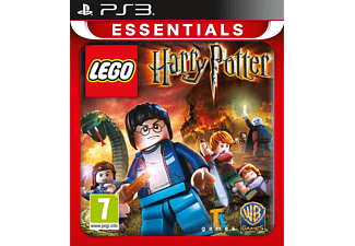 LEGO Harry Potter: Years 5-7 - Essentials PS3