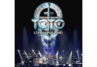 Toto - 35th Anniversary Tour - Live In Poland | CD