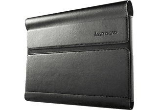 LENOVO Yoga Tablet 10 Sleeve and Film Zwart