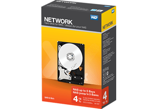 WESTERN DIGITAL Disque dur interne SOHO 4TB (WDBMMA0040HNC)