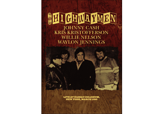 Highwaymen - THE HIGHWAYMEN LIVE [DVD]