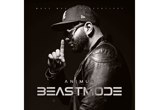 Animus - Beastmode [CD]