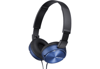 SONY Casque audio Bleu (MDR-ZX310L)