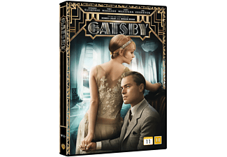 The Great Gatsby Drama DVD