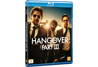 Hangover Part III Komedi Blu-ray