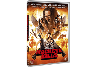 Machete Kills Action DVD