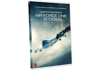 Air Force One is Down Action DVD