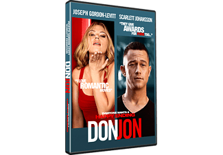 Don Jon Komedi DVD