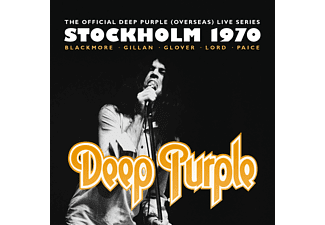 Deep Purple - Stockholm 1970 [CD + DVD Video]