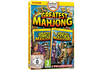 Greatest Cities Mahjong + Temples (Yellow Valley) - PC