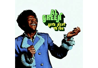Al Green Gets Next to You (Vinyl)