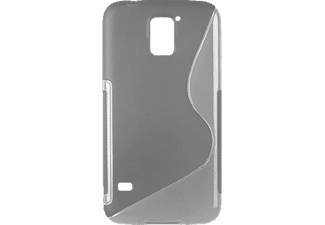AGM 25364 TPU Case, Case, Galaxy S5, Transparent
