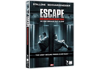 Escape plan Thriller DVD