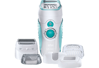 BRAUN Silk-épil 7 Dual Epilator 7-751 Wet and Dry Epilator