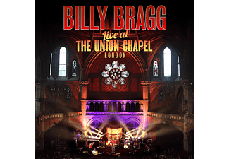 Billy Bragg - Live At The Union Chapel, London [CD]