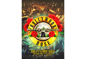 Hollywood Rose - Live From Budapest (DVD)