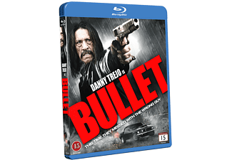 Bullet Action Blu-ray