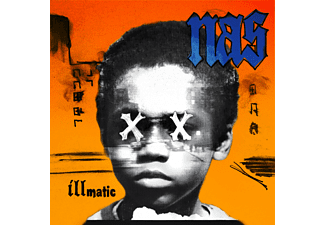 Nas - Illmatic XX - (CD)