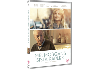 Mr. Morgans Last Love Drama DVD