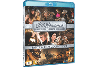 Jim Henson Collection Äventyr Blu-ray