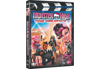Monster High: Tystnad, Tagning, Vampyraction! Animation / Tecknat DVD
