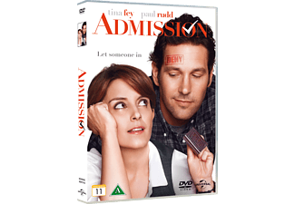 Admission Komedi DVD