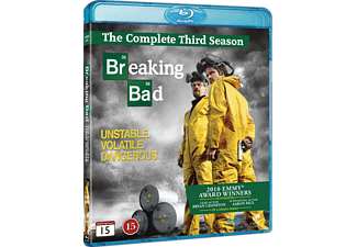 Breaking Bad S3 Drama Blu-ray
