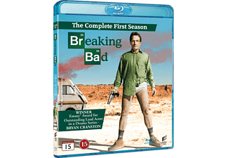 Breaking Bad S1 Drama Blu-ray