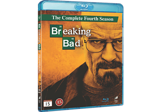 Breaking Bad S4 Drama Blu-ray