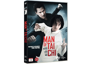Man of Tai Chi Action DVD