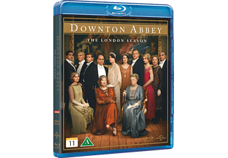 Downton Abbey The London Season Drama Blu-ray