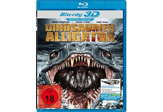 Dinosaurier Alligator (3D-Special Edition) [3D Blu-ray]