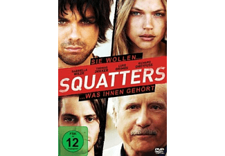 Squatters - (DVD)