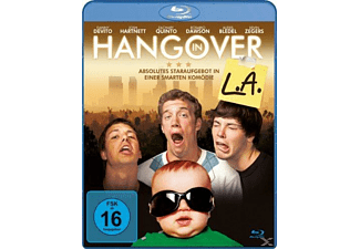 HANGOVER IN L.A.(GIRL WALKS INTO A BAR) - (Blu-ray)