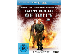 Battlefield of Duty (3D, 3 Disc Set) [3D Blu-ray]