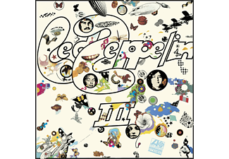 Led Zeppelin - Led Zeppelin III (2014 Reissue) [CD]