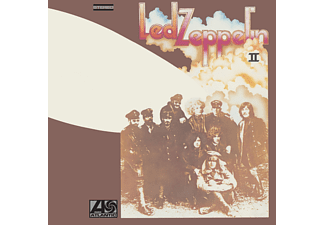 Led Zeppelin - Led Zeppelin II (2014 Reissue) (Deluxe Edition) - (CD)