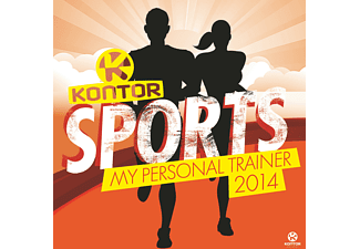 VARIOUS - Kontor Sports 2014 (Media Markt Exklusiv Edition) [CD]