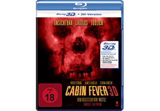 Cabin Fever (Uncut Edition) - (3D Blu-ray)