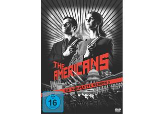 The Americans - Staffel 1 [DVD]