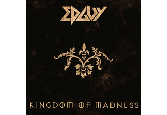 Edguy - Kingdom Of Madness - (CD)