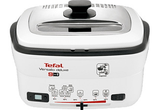 TEFAL FR 4950 Friteuse  1.6 kW Weiß